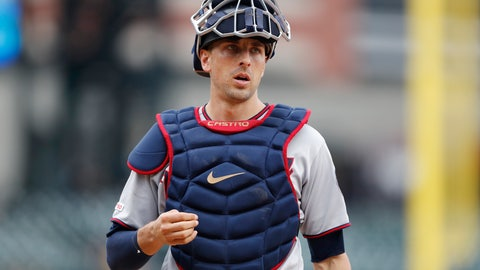 <p>               FILE - In this Sept. 1, 2019, file photo, Minnesota Twins catcher Jason Castro pauses during the team's baseball game against the Detroit Tigers in Detroit. The Los Angeles Angels and Castro have agreed to a $6.85 million, one-year contract, according to a person with knowledge of the deal. The person spoke to The Associated Press on condition of anonymity Thursday night, Jan. 2, 2020. because the deal was pending a successful physical and had not been announced. (AP Photo/Carlos Osorio, File)             </p>