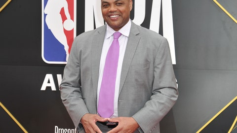 <p>               FILE - In this June 24, 2019, file photo, Charles Barkley arrives at the NBA Awards o at the Barker Hangar in Santa Monica, Calif. The former Auburn University star and NBA Hall of Famer says he's donating $1 million to Miles College, a historically black institution in Fairfield, Alabama. (Photo by Richard Shotwell/Invision/AP, File)             </p>