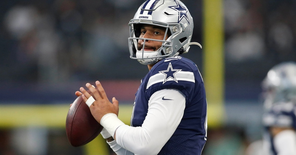 TJ Houshmandzadeh: Dak Prescott has leverage over the Cowboys, question is whether he'll use it