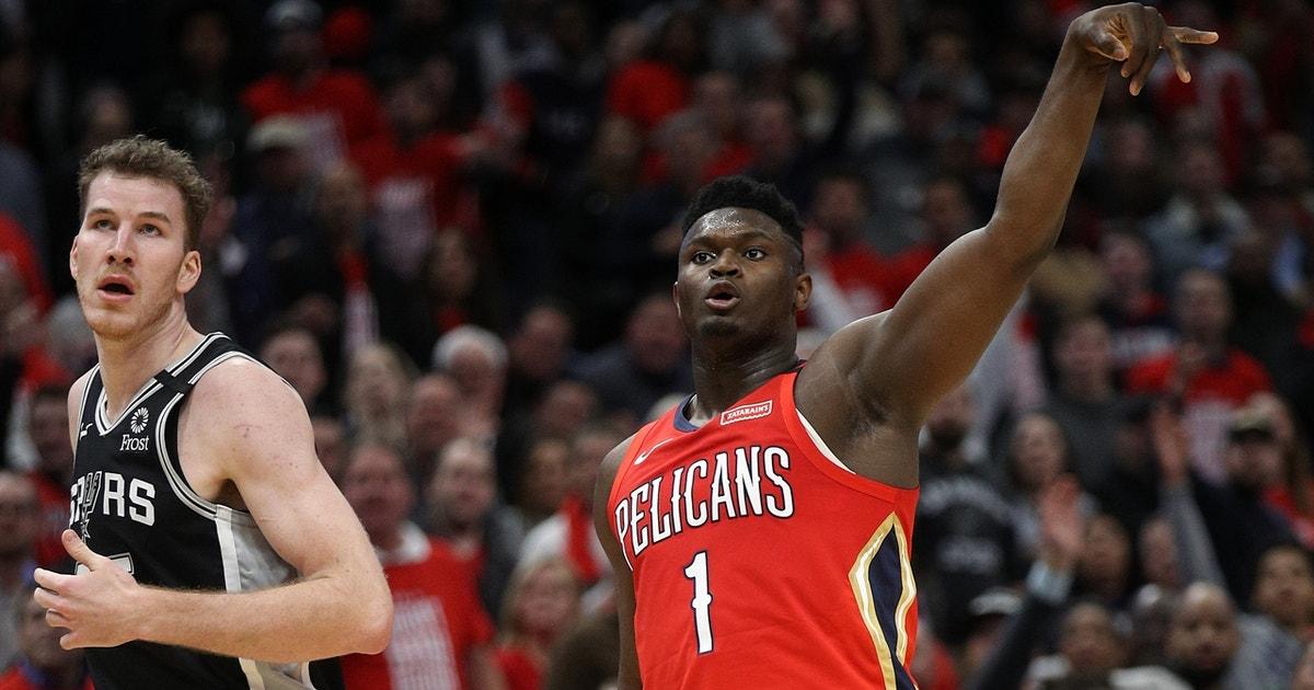 Zion Williamson will be a superstar if he develops a jump shot — Chris Broussard   NBA   THE HERD