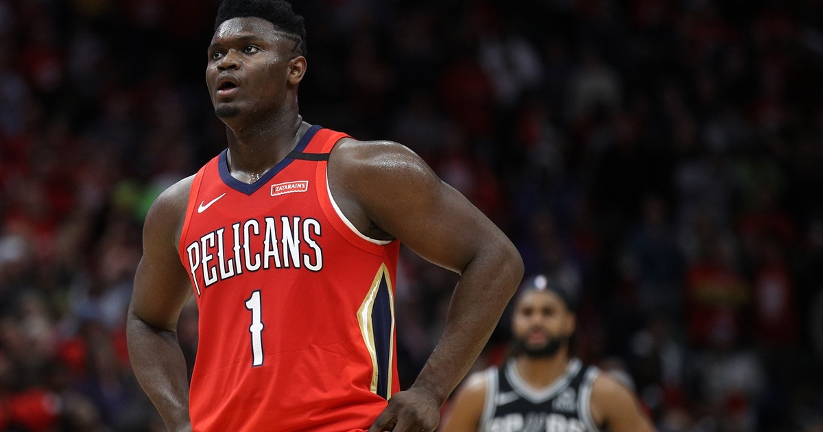 Nick Wright reacts to Zion's NBA debut with Pelicans vs. Spurs