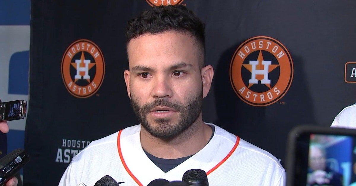 Jose Altuve on Jeff Luhnow, A.J. Hinch firings: 'I feel bad for them. They were good guys'