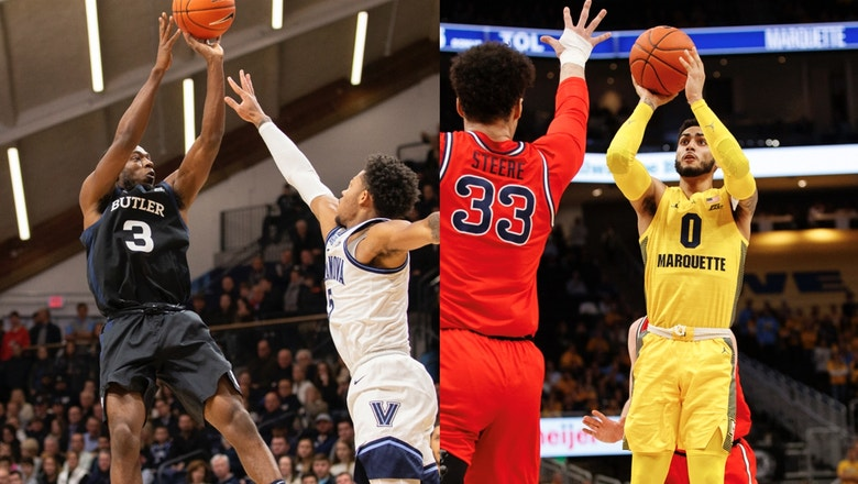 Big East Ballers: Kamar Baldwin and Markus Howard put on a show in their respective games