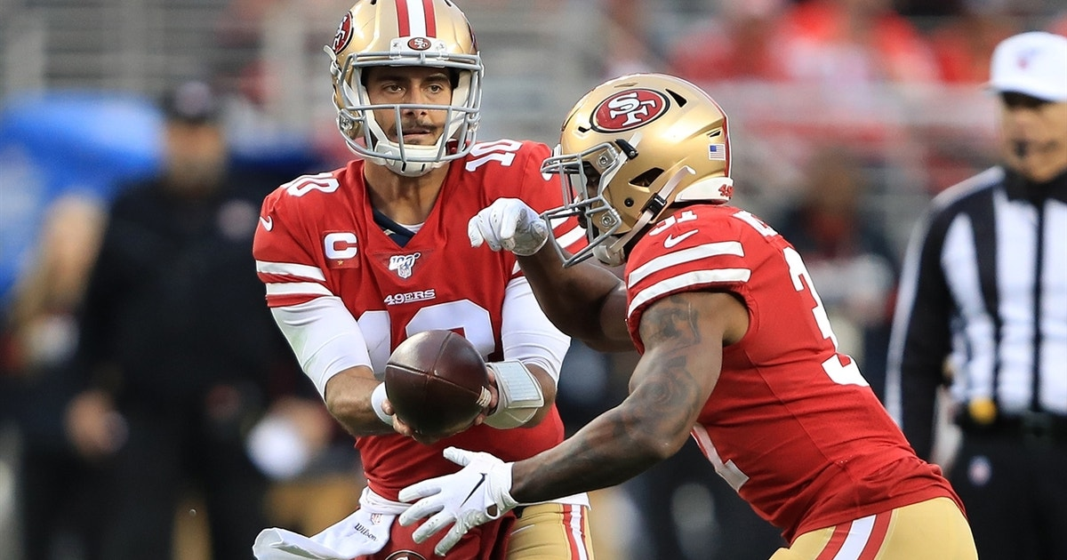 Shannon Sharpe: Niners should lean heavily on the run and limit Garoppolo's pass attempts