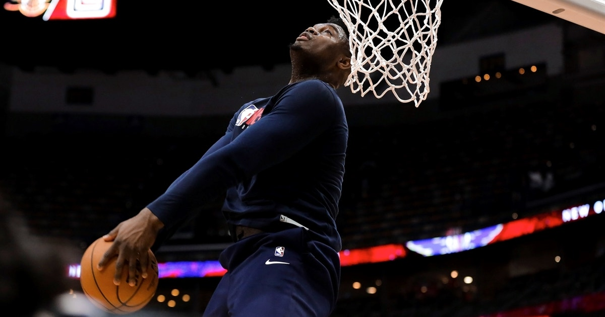 Shannon Sharpe: Pelicans' priority this season should be keeping Zion Williamson healthy