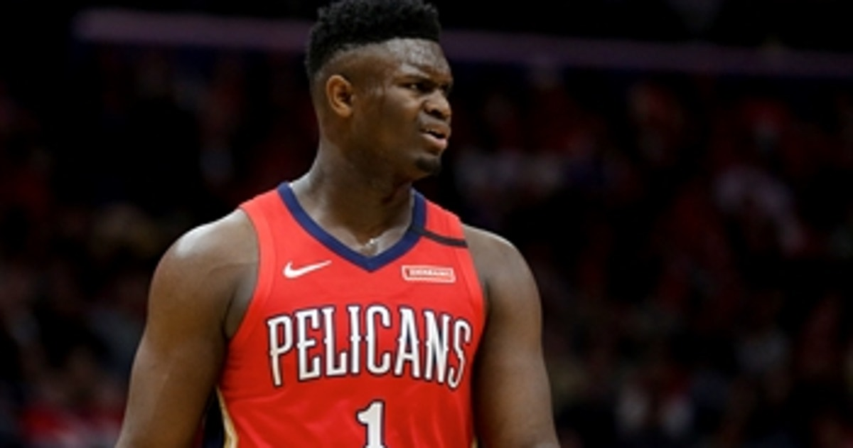 Ric Bucher: Zion Williamson is 'carrying some bad weight' and Pelicans should be concerned