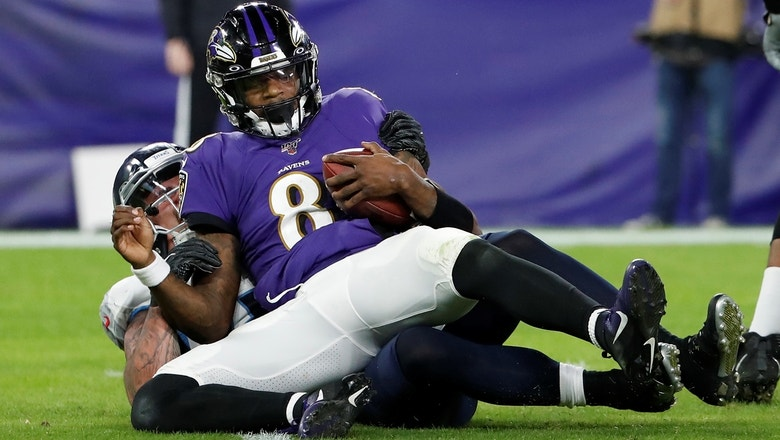 Reggie Bush: Baltimore's inability to make in-game adjustments cost them the game