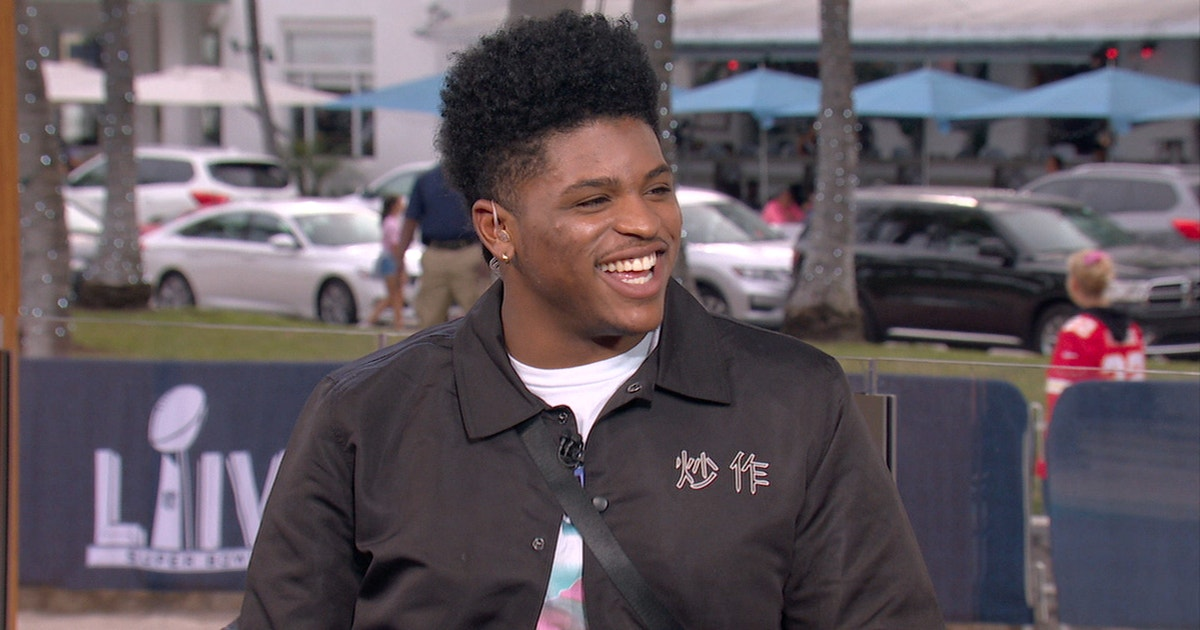 Devin Bush of the Steelers joins James Harrison, Whitlock and Wiley to talk Pittsburgh football