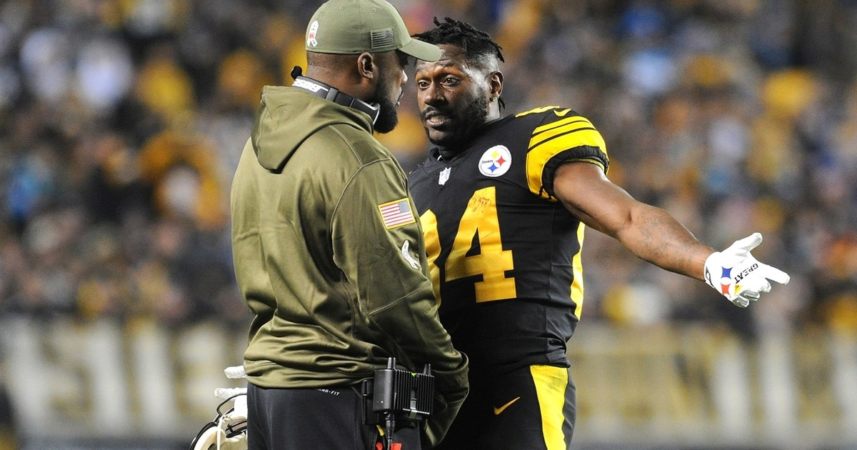 Marcellus Wiley credits the Steelers for being able to manage Antonio Brown for so long