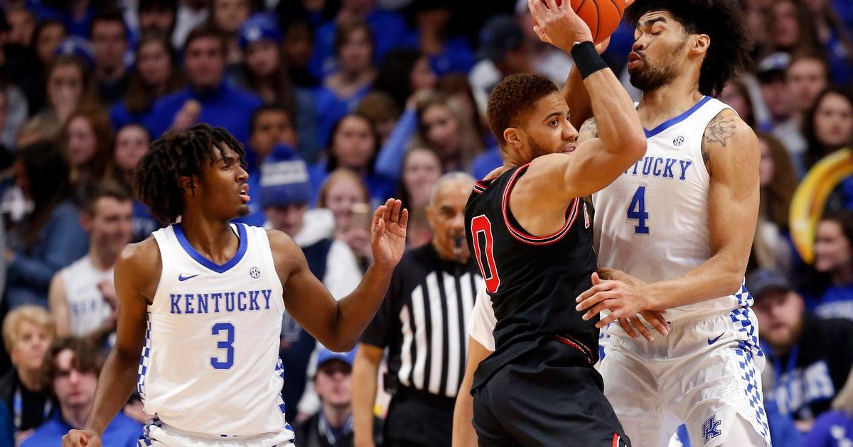 No. 15 Kentucky tops Georgia 89-79 for season sweep | FOX Sports