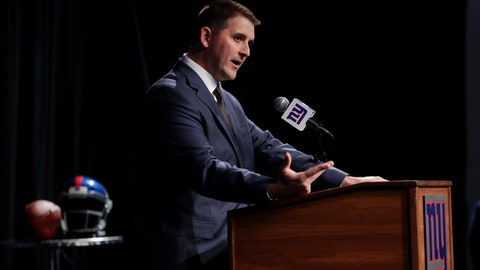 <p>               New York Giants new NFL football head coach Joe Judge speaks during a news conference Thursday, Jan. 9, 2020, in East Rutherford, N.J. (AP Photo/Frank Franklin II)             </p>