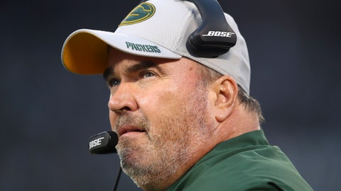 <p>               FILE - In this Aug. 24, 2018, file photo, Green Bay Packers head coach Mike McCarthy watches during the first half of an NFL preseason football game against the Oakland Raiders, in Oakland, Calif. The Dallas Cowboys didn't take long to settle on Mike McCarthy as their coach after waiting a week to announce they were moving on from Jason Garrett. McCarthy, who won a Super Bowl at the home of the Cowboys nine years ago as Green Bay's coach, has agreed to become the ninth coach in team history, a person with direct knowledge of the deal said Monday, Jan. 6, 2020. The person spoke to The Associated Press on condition of anonymity because the team hasn't announced the move. (AP Photo/Ben Margot, File)             </p>
