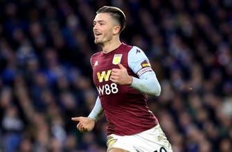 Grealish rescues draw for Aston Villa at