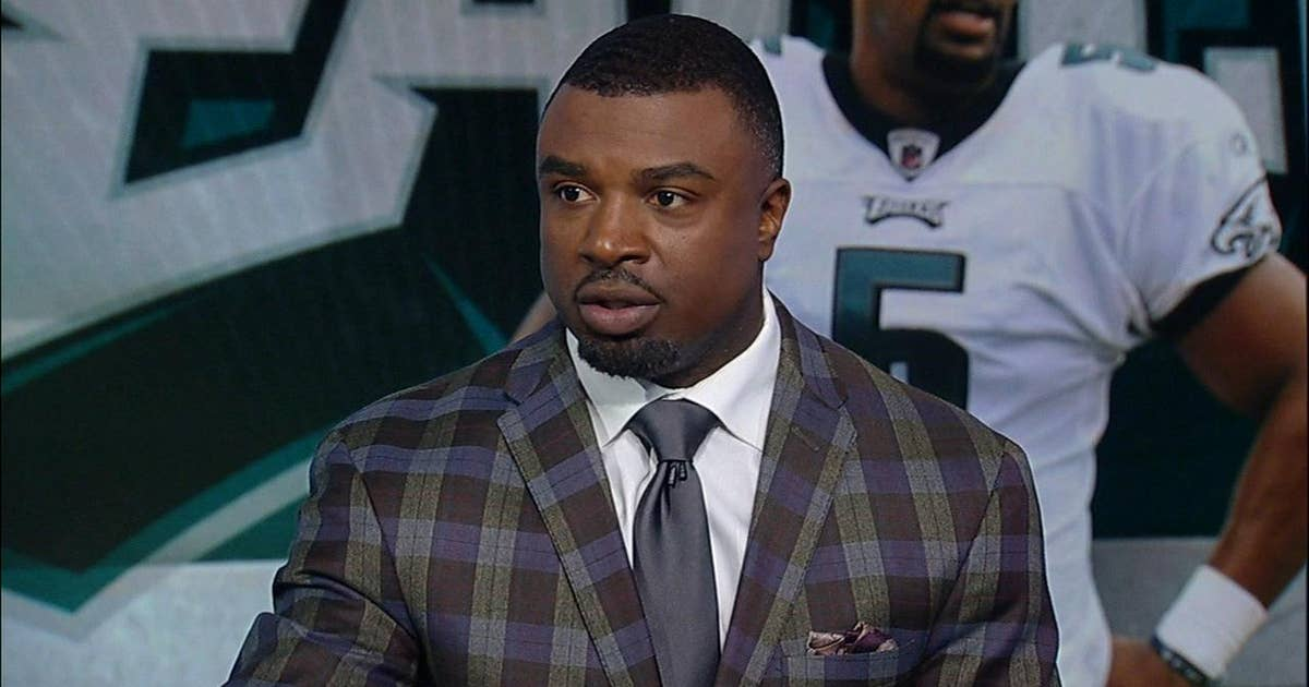 Brian Westbrook reacts to Donovan McNabb's claim that T.O. broke up the Philadelphia Eagles