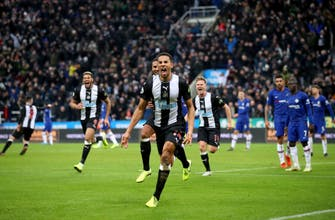 Chelsea beaten at Newcastle with last-chance