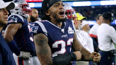 <p>               FILE - In this Sept. 8, 2019, file photo, New England Patriots safety Patrick Chung yells from the bench area during an NFL football game in Foxborough, Mass. A cocaine possession charge against Chung will be dropped with the understanding that he undergo periodic drug testing and perform 40 hours of community service, a prosecutor said Monday, Jan. 13, 2020. (AP Photo/Elise Amendola, File)             </p>
