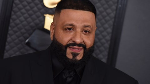 <p>               FILE - This Jan. 26, 2020 file photo shows DJ Khaled at the 62nd annual Grammy Awards in Los Angeles. Miami's hometown hero DJ Khaled surprised fans with an all-star lineup that included Rick Ross, Lil Wayne and Migos during the EA Sports Bowl at Bud Light Super Bowl Music Fest. (Photo by Jordan Strauss/Invision/AP, File)             </p>