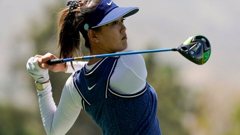 <p>               FILE - In this April 5, 2019, file photo, Michelle Wie watches her tee shot on the 118th hole during the second round of the LPGA Tour ANA Inspiration golf tournament at Mission Hills Country Club in Rancho Mirage, Calif. Wie is expecting her first child — a girl — this summer. The often-injured golfer announced the news Thursday, Jan. 9, 2020, on Instagram. She married Jonnie West, the son of NBA great Jerry West, in August. (AP Photo/Chris Carlson, File)             </p>