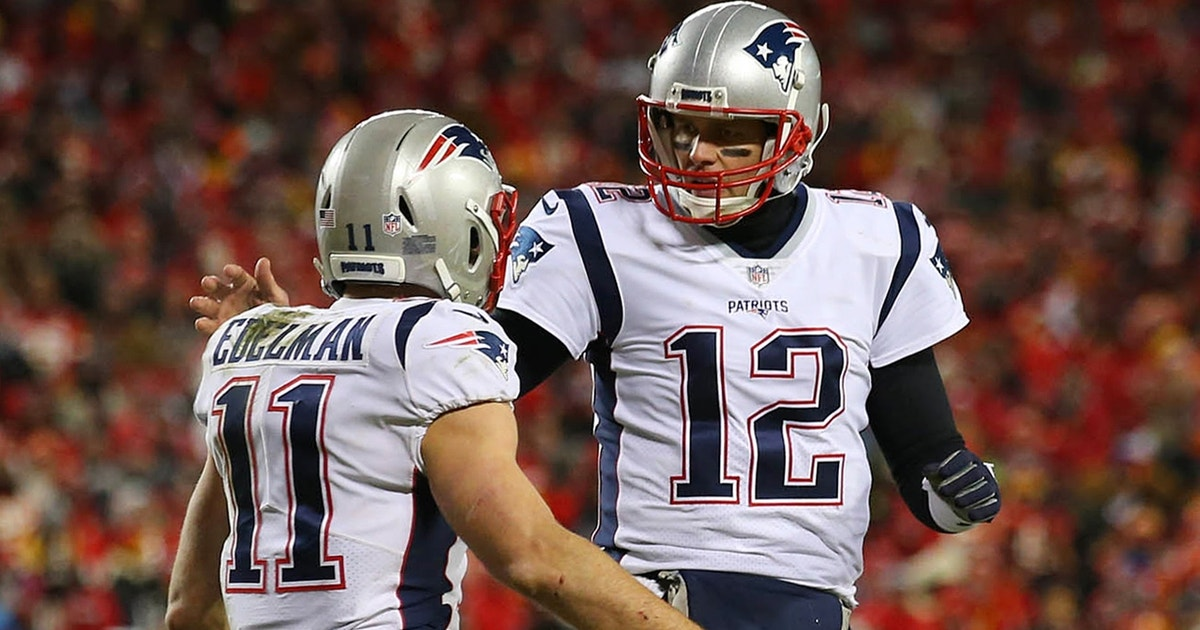 Tom Brady or Bill Belichick — Who deserves the blame for Patriots' WR woes? Colin Cowherd discusses