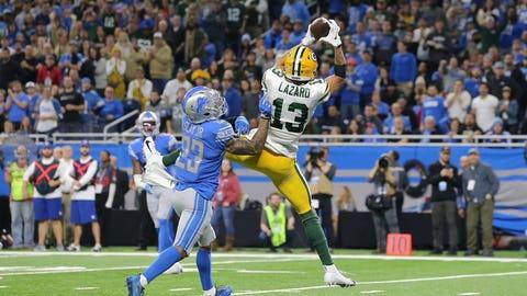 Allen Lazard, Packers wide receiver