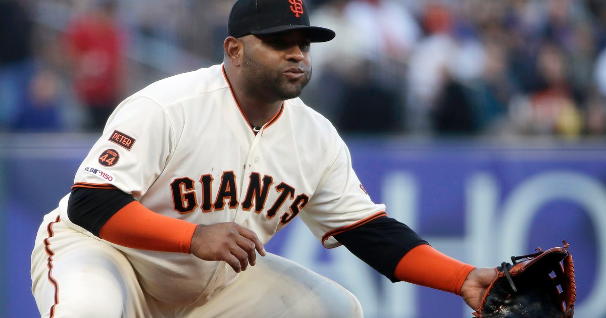 3B Pablo Sandoval returning to Giants on minor league deal | FOX Sports