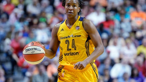 <p>               FILE - In this June 5, 2016, file photo, Indiana Fever's Tamika Catchings brings the ball up during the first half of a WNBA basketball game against the Connecticut Sun in Uncasville, Conn. Catchings is among 12 finalists announced Thursday, Jan. 9, for the Women's Basketball Hall of Fame Class of 2020.p (AP Photo/Jessica Hill, File)             </p>