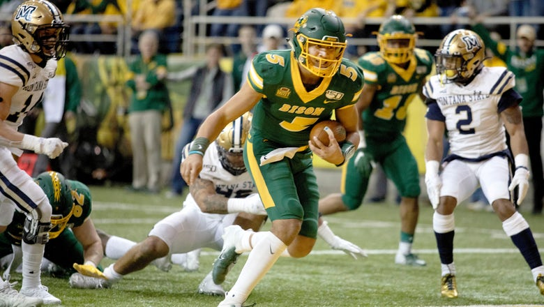 North Dakota State and James Madison back in FCS title game