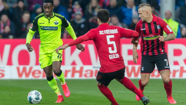 SC Freiburg vs. SC Paderborn | 2020 Bundesliga Highlights