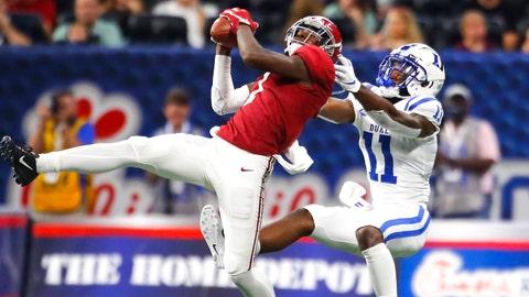 San Francisco 49ers — Trevon Diggs, CB, Alabama (20)