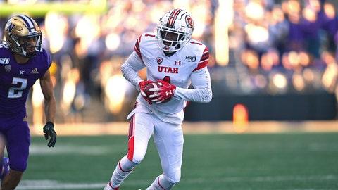 Denver Broncos — Jaylon Johnson, CB, Utah (NR)