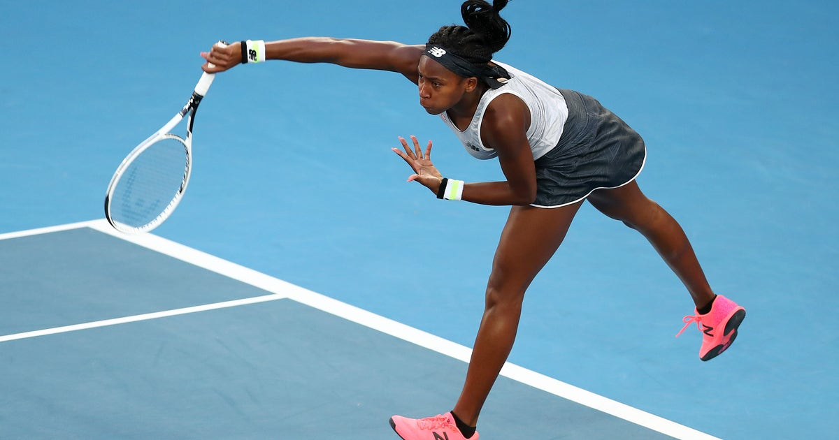 Coco Gauff takes center stage at the Australian Open | FOX Sports