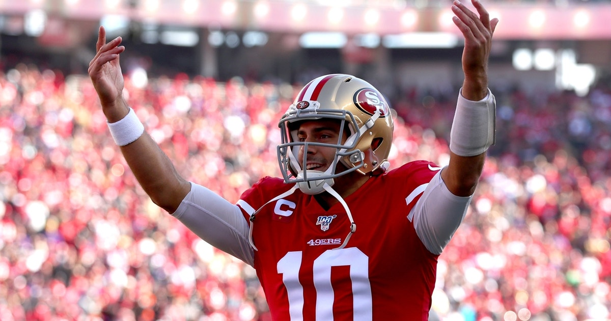 Colin Cowherd: Fantasy football has skewed our perception of Jimmy Garoppolo — he's 'exactly what I want' in a QB