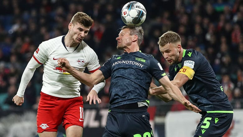RB Leipzig vs 1. FC Union Berlin | 2020 Bundesliga Highlights