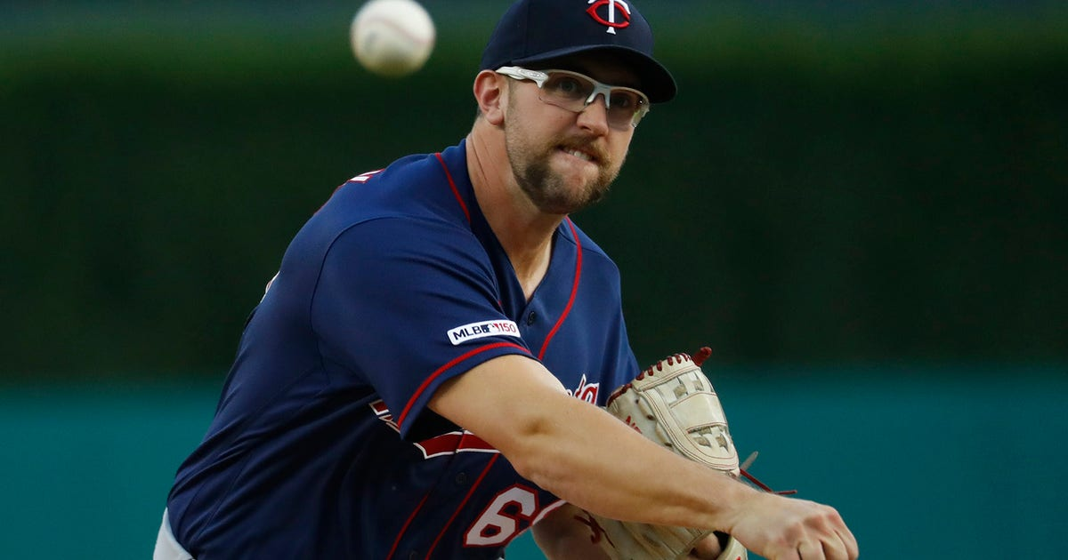 Falvey, Twins insist confidence in starting rotation surrounded by questions | FOX Sports
