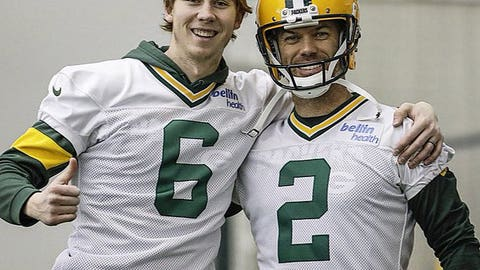 Mason Crosby, Packers kicker