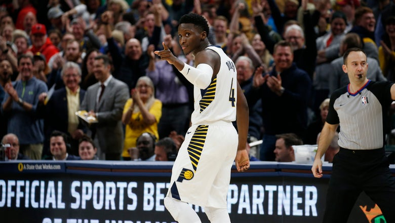 FOX Sports Indiana re-airing memorable Pacers games from past year