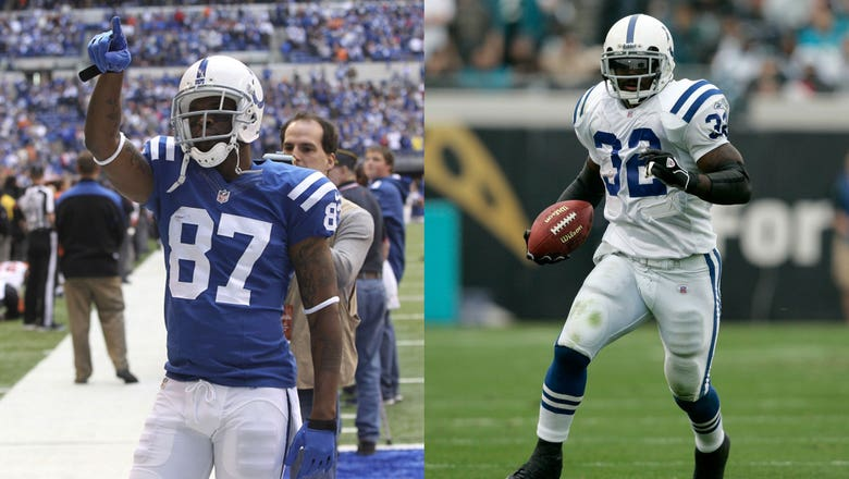 Edgerrin James elected to NFL Hall of Fame, Reggie Wayne misses cut