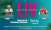 Watch Super Bowl in 4K