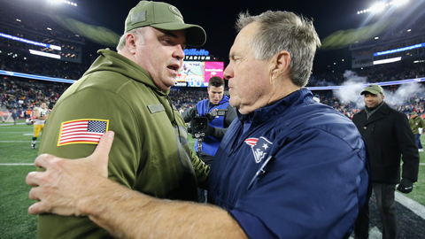 The choice: Mike McCarthy, formerly of the Green Bay Packers