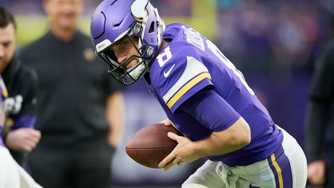 Minnesota Vikings: +3300