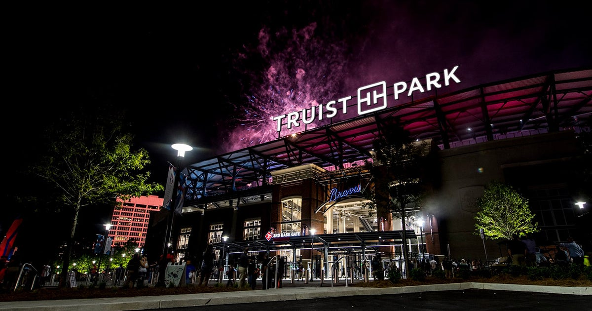 Atlanta Braves announce new ballpark name: Truist Park