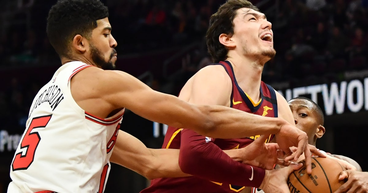 Zach LaVine scores 44 as Bulls beat Cavaliers 118-106   FOX Sports