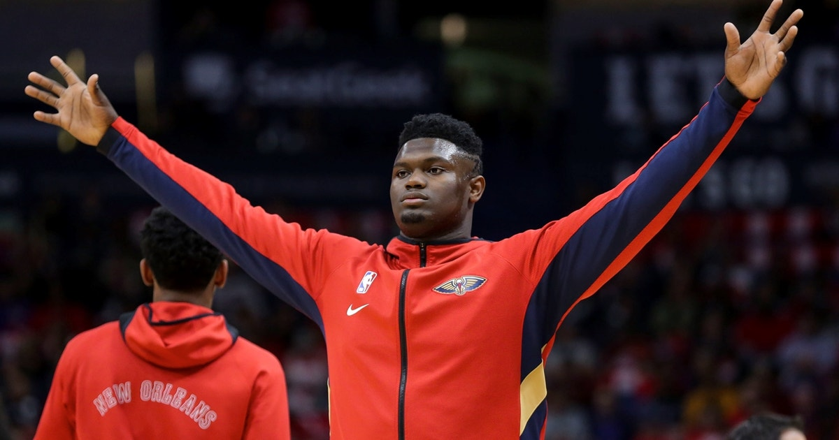 Colin Cowherd: There's no doubt Zion Williamson is going to be the next NBA superstar