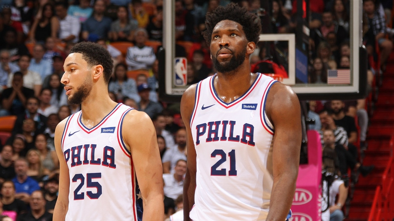 Nick Wright: 'There's no reason Philly should be the 6th ...
