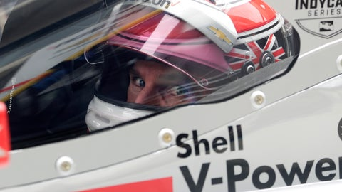<p>               IndyCar driver Will Power prepares to drive in IndyCar Series Open Testing, Wednesday, Feb. 12, 2020, in Austin, Texas. Drivers have mostly praised the new aeroscreen design, a safety innovation for driver protection in the cockpit. (AP Photo/Eric Gay)             </p>
