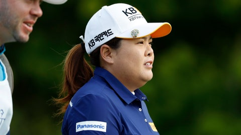 <p>               FILE - In this Thursday, June 20, 2019, file photo, Korea's Inbee Park walks off the 10th tee during the first round of the KPMG Women's PGA Championship golf tournament, in Chaska, Minn. Seven-time major winner Inbee Park moved into contention for her 20th LPGA Tour win by taking a share of the second-round lead at the Women's Australian Open on Friday, Feb. 14, 2020. (AP Photo/Charlie Neibergall, File)             </p>