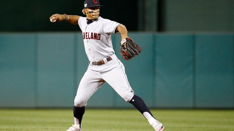 <p>               FILE - In this Sept. 27, 2019, file photo, Cleveland Indians shortstop Francisco Lindor relays to first after fielding a ground ball during a baseball game against the Washington Nationals in Washington. Lindor's unsettled future with Cleveland hangs over the team like a darkening storm cloud. And when he and the Indians arrive at training camp later this month in Goodyear, Ariz., the 27-year-old's situation will likely be a daily topic until there is some resolution.(AP Photo/Patrick Semansky, File)             </p>