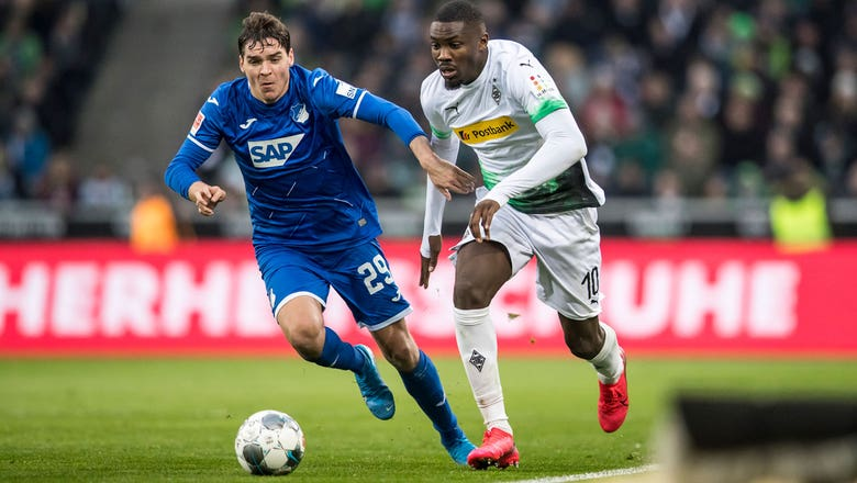 Monchengladbach vs. 1899 Hoffenheim | 2020 Bundesliga Highlights