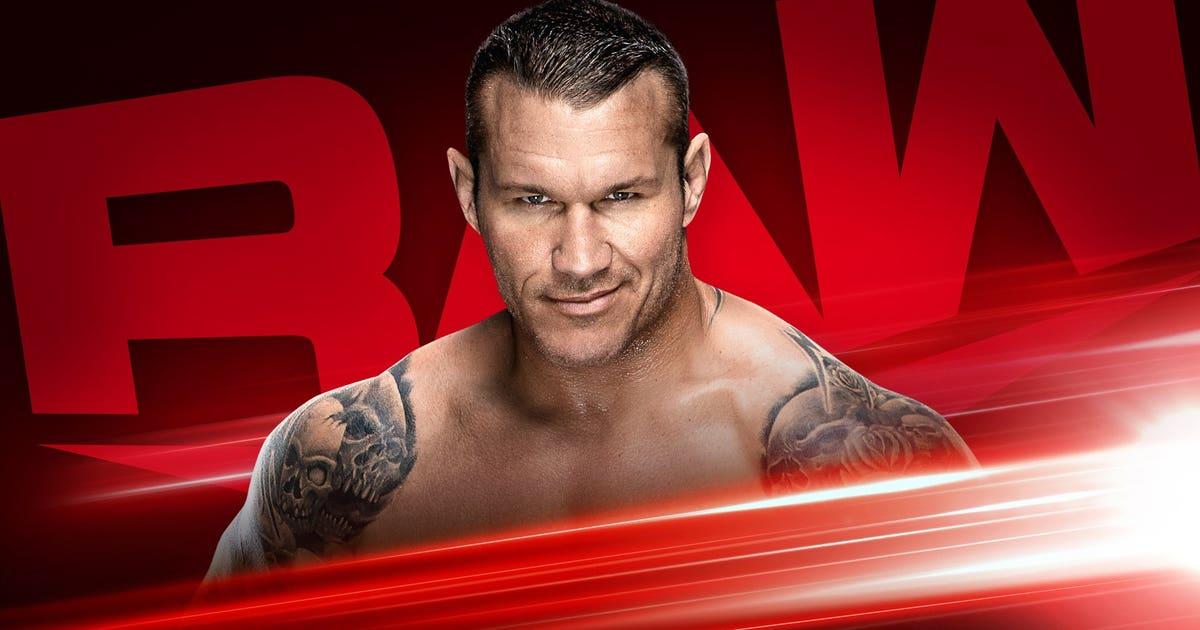 WWE Raw, Feb. 24, 2020