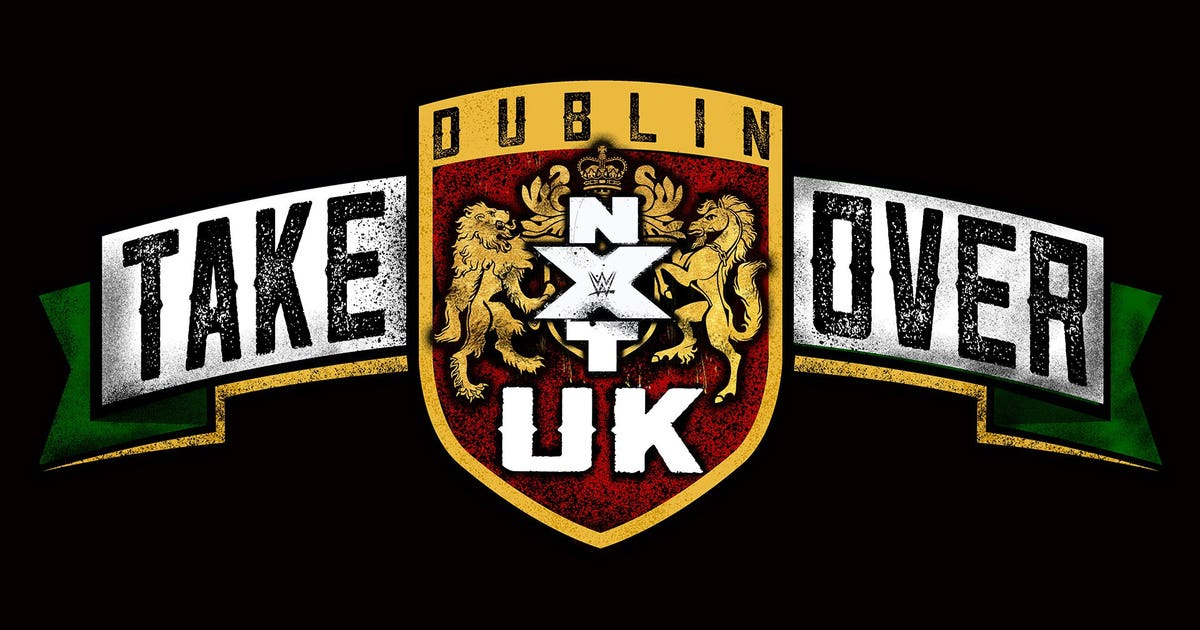 Tickets for NXT UK TakeOver: Dublin will go on sale this Monday March 2 at 9:00 a.m. local time
